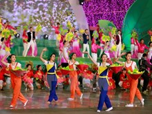 Da Lat Flower Festival's colourful opening ceremony