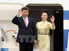 Chinese top leader begins Vietnam visit