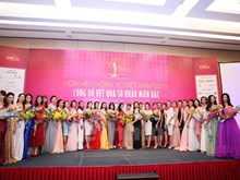 Miss Universe Vietnam 2015's northern top 35 announced