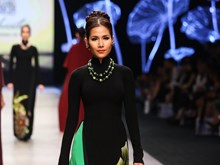 Traditional Ao dai collection highlights Vietnamese identity