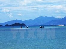 Diep Son islands - the most attractive beach in 2016 summer