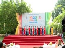 Hanoi Book Fair sportlights AEC, Truong Sa's life