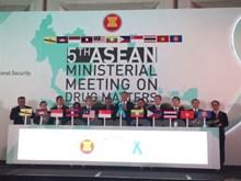 ASEAN adopts plan on fighting drug abuse