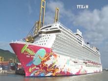 Da Nang welcomes 2,300 tourists at port
