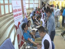 Campaign held to deal with blood shortage