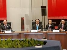 Vietnamese President attends APEC High-Level Week