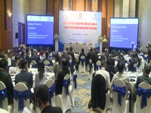 Asian insolvency forum focuses on restoring stability
