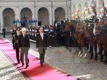 Vietnam, Italy strengthen ties