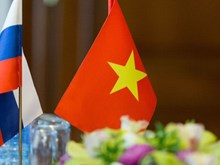 Vietnam hopes to boost all-round ties with Russia
