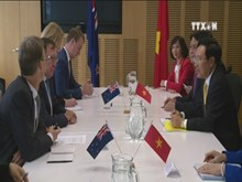 New Zealand to maintain ODA for Vietnam
