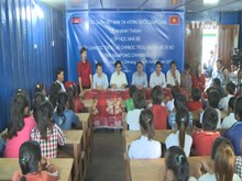 School inaugurated for OVs in Cambodia