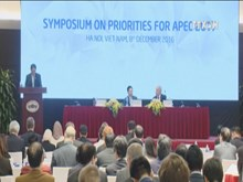 APEC 2017 priority topics discussed