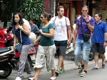 Foreign visitors to Ho Chi Minh City up 10%