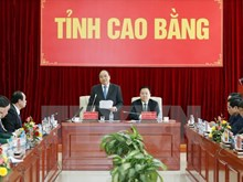 Cao Bang urged to become poverty reduction model