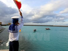Soldiers lead peaceful life on Truong Sa archipelago