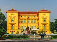 Presidential Palace among world's best palaces