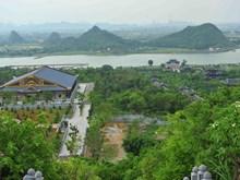 Trang An boast natural and cultural values