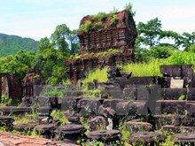 India supports My Son heritage site restoration