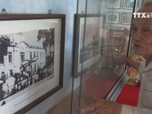 Old veteran devoted to private Ho Chi Minh museum