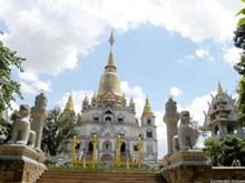 Buu Long Pagoda in Ho Chi Minh City