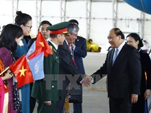 Prime Minister Nguyen Xuan Phuc's activities in US