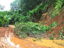 Ha Giang after the storm