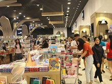 Book city opens in Ho Chi Minh City