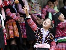 Mong ethnic people's Tet celebration showcased in Hanoi