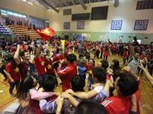 Fans go wild as Vietnam advances to AFC U23 championship final
