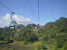 Kien Giang province boasts world's longest cable car route