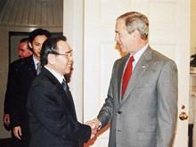 Former Prime Minister Phan Van Khai remembered in photos