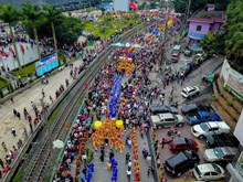 Quang Ninh holds large-scale Cua Ong Temple Festival