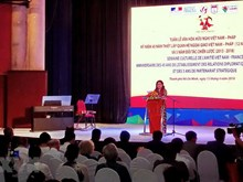 Vietnam-France friendship week opens