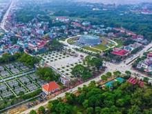 Dien Bien Phu city of today