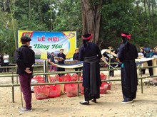 Cao Bang's festival named national intangible heritage