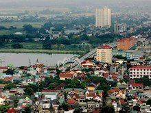 Hanoi's suburb has new face