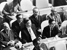 Main milestones during Vietnam's 41-year UN membership