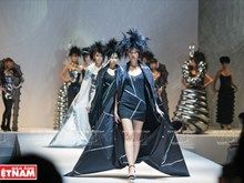 Fashion show celebrates Vietnam-Japan ties