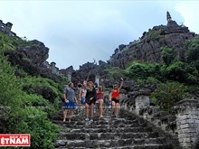 Mua caves – natural treasure in Ninh Binh