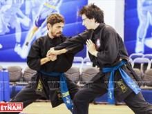 Thuy Phap: truly Vietnamese martial art in Belgium