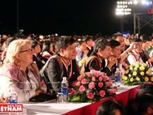 Gong Culture Festival in Gia Lai province