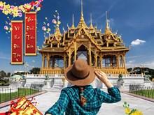 Tourism market busies as Tet draws near