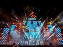 Countdown Festival draws crowds to downtown Hanoi