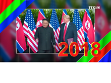 Top 10 world events of 2018