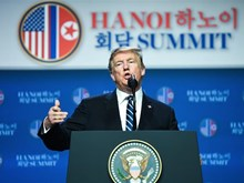 President Trump holds press conference after DPRK-USA Summit