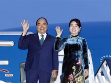 Prime Minister Nguyen Xuan Phuc begins official visit to Romania