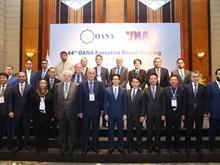 44th OANA Executive Board Meeting opens in Hanoi