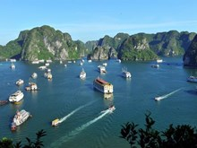 Ha Long Bay among world's most beautiful places: British magazine