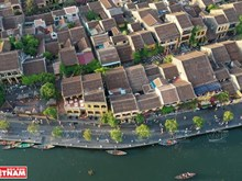 Hoi An - charming ancient city in central Vietnam