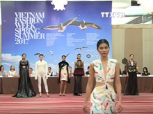 Spring-summer fashion week in Hanoi